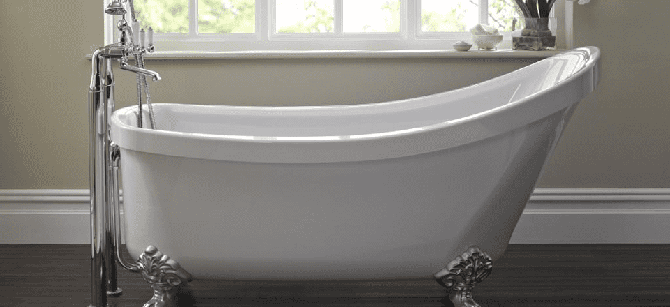 Freestanding-Slipper-Bath