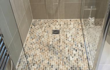 Tiled Wet room Floor