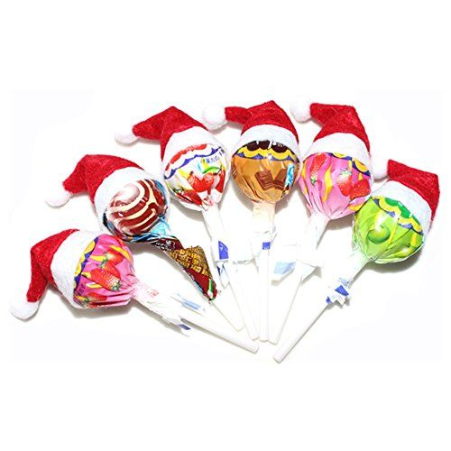 Cute Christmas Hats For Lolly Pops Christmas Chef