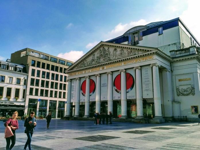 Brussels Opera La Monnaie