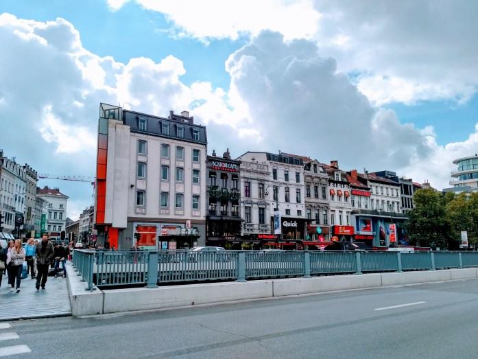 Porte de Namour, Brussels