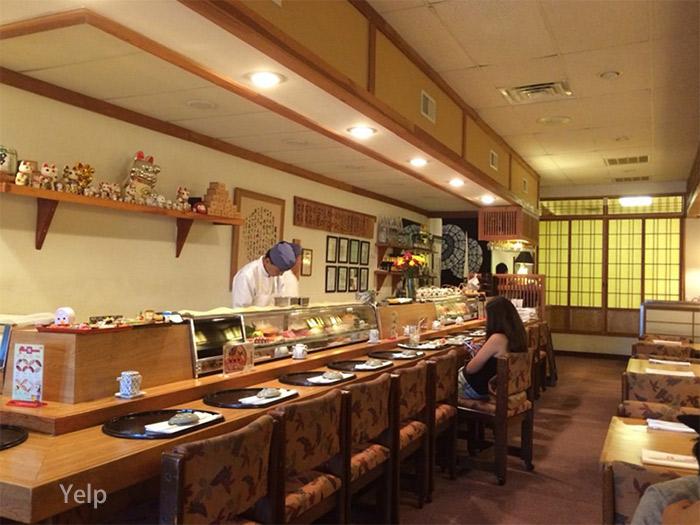休斯顿九家最地道 Amp 美味的日本寿司店 魅力休斯顿 Explore Amp Enjoy休城慢生活