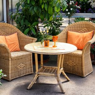 how to clean outdoor furniture merry