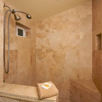 how to clean marble shower merry maids