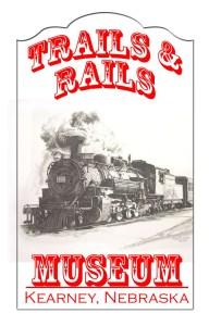Trails and Rails logo