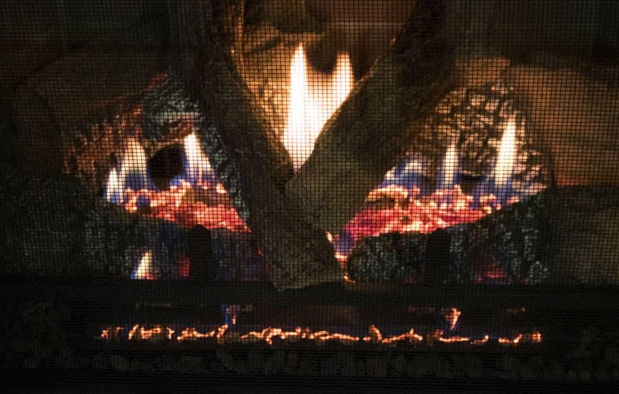 New Heat Amp Glo Gas Fireplace Insert Merrypad