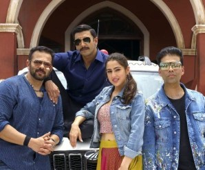 Ranveer singh Starrer Simmba is all set to release on December 28