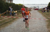 Ladies' Winner, Laura Thomas - 1hr 36mins