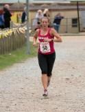 Samantha Godden - First Female, 5 Mile Race (00:33:58)
