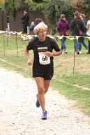 Carol Preston - 1st Lady 60+, 5 Mile Race (00:50:58)