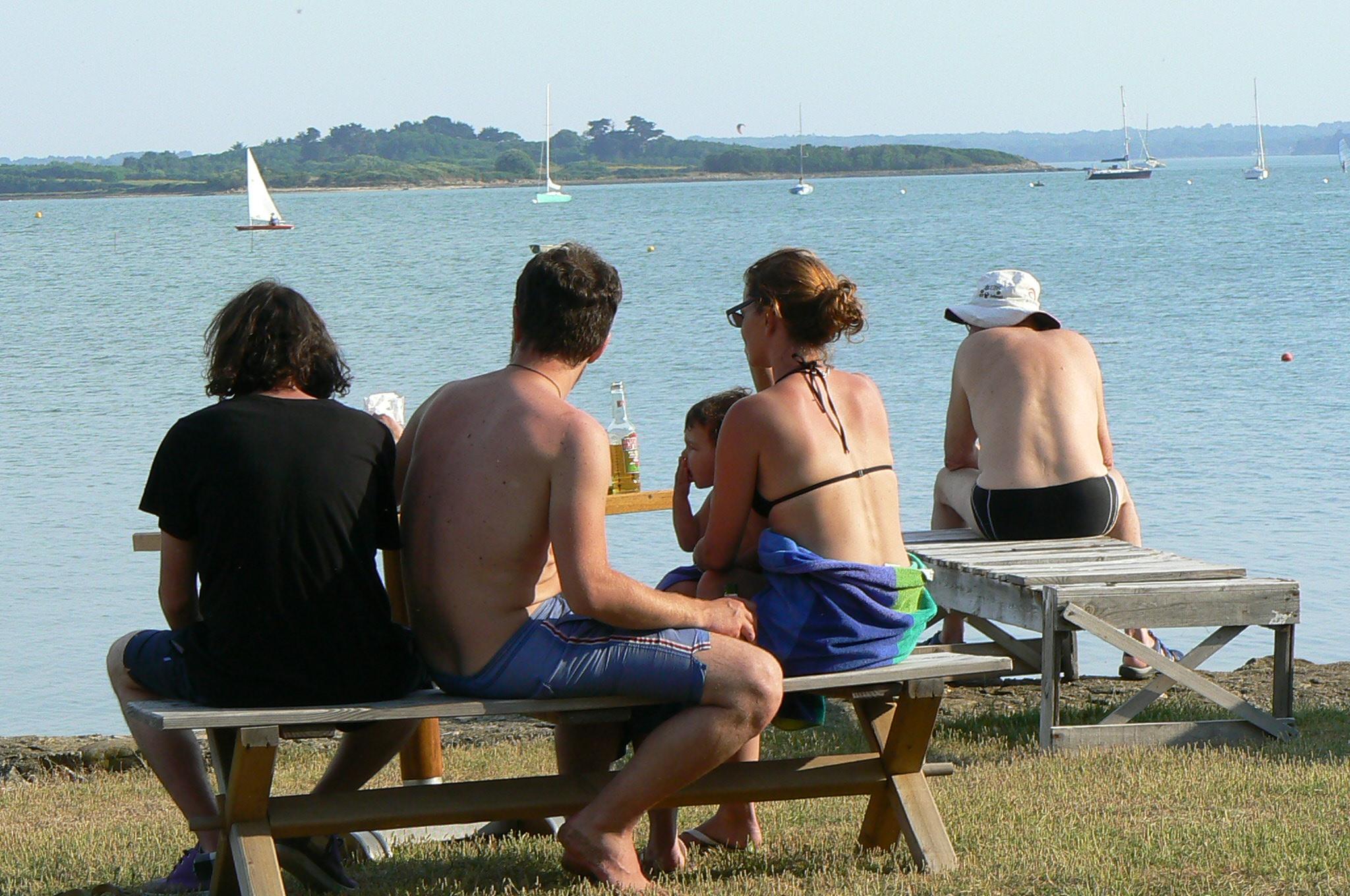 Mers merveilles du bord de plage au bout du monde la - Coup de soleil que faire pour soulager ...