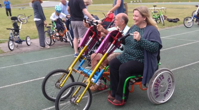 Liverpool Wheels for All Co-ordinator wanted