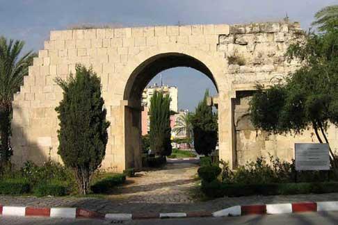 kleopatra kapısı tarsus ile ilgili görsel sonucu