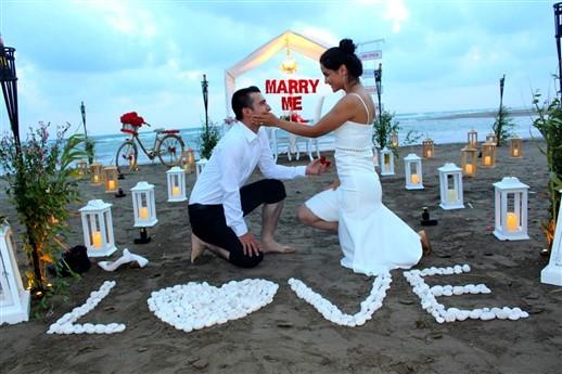 Mersin evlilik teklifi