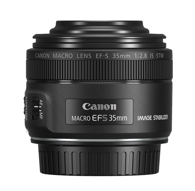 Canon EF-S 35mm f/2.8 Makro IS STM