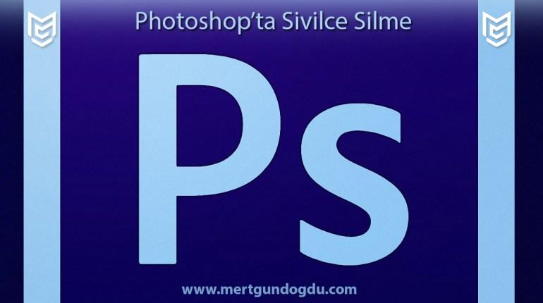 Photoshop'ta Sivilce Nasıl Silinir?