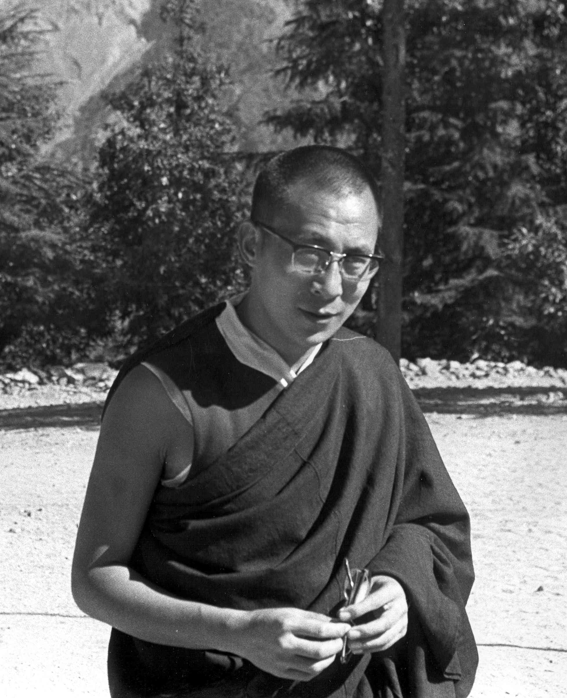 Thomas Merton and the Dalai Lama - Thomas Merton Center