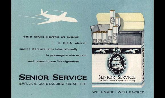 Vintange Tobacco Ads