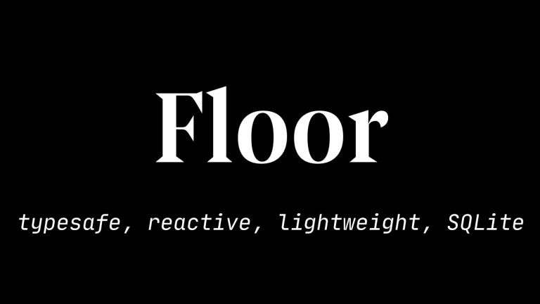 Flutter'da Floor Kullanımı — Sql Kütüphanesi