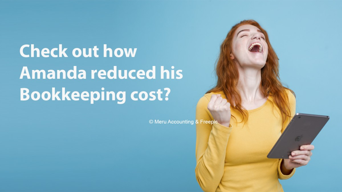 How Reduce Bookkeeping Cost