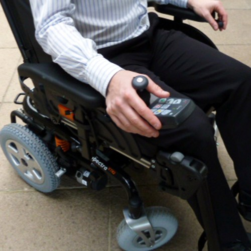 MERU Wheelchair Control Knobs