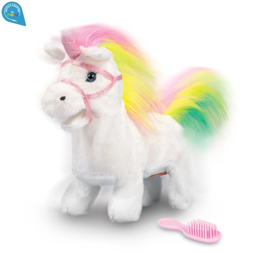 Switch adapted Rainbow Unicorn