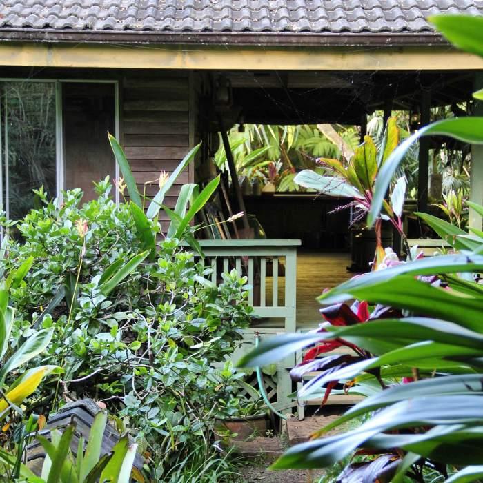 William and Paula Merwin's Home in Haiku, Maui