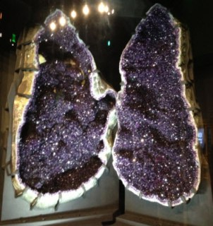 Grape Jelly Geode