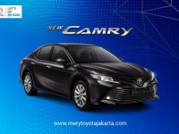All New Camry Cover