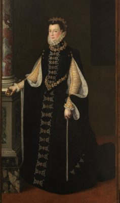 Sofonisba Anguissola y la historia oficial
