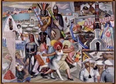 Maruja Mallo, el personaje del surrealismo