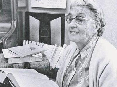 María Moliner, exiliada en el interior