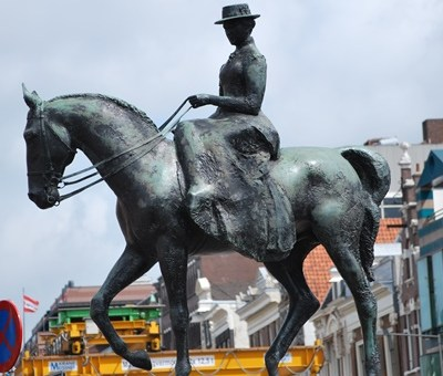 Guillermina, reina de Holanda