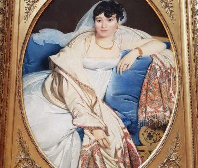 Madame Rivière, Sabine