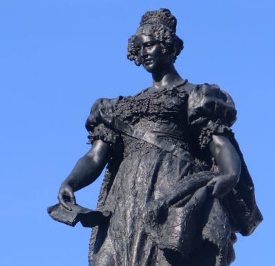 María Cristina de Borbón, la reina gobernadora