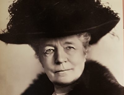 Selma Lagerlöf, la primera escritora Nobel
