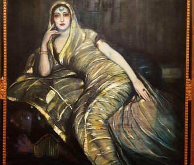 Anita Delgado, de Camelia a princesa de Kapurthala