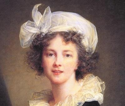 Louise Élisabeth Vigée-Lebrun, pintora