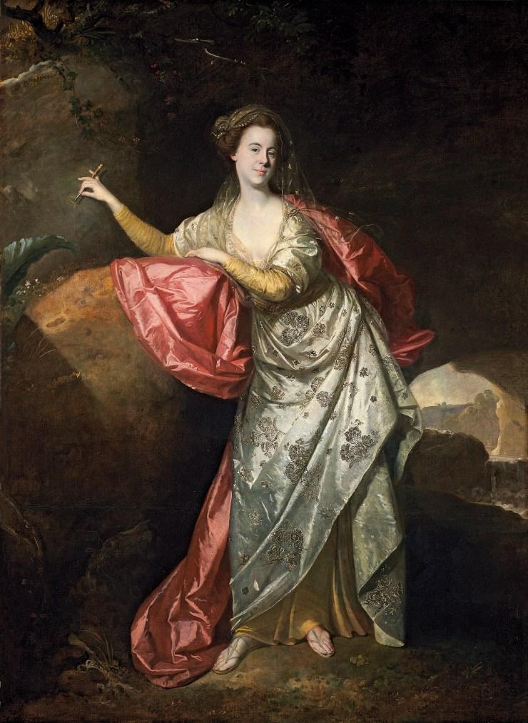 ZOFFANY, Johann_Retrato de Ann Brown en el papel de Miranda (?), 1770_ 444 (1977.76)