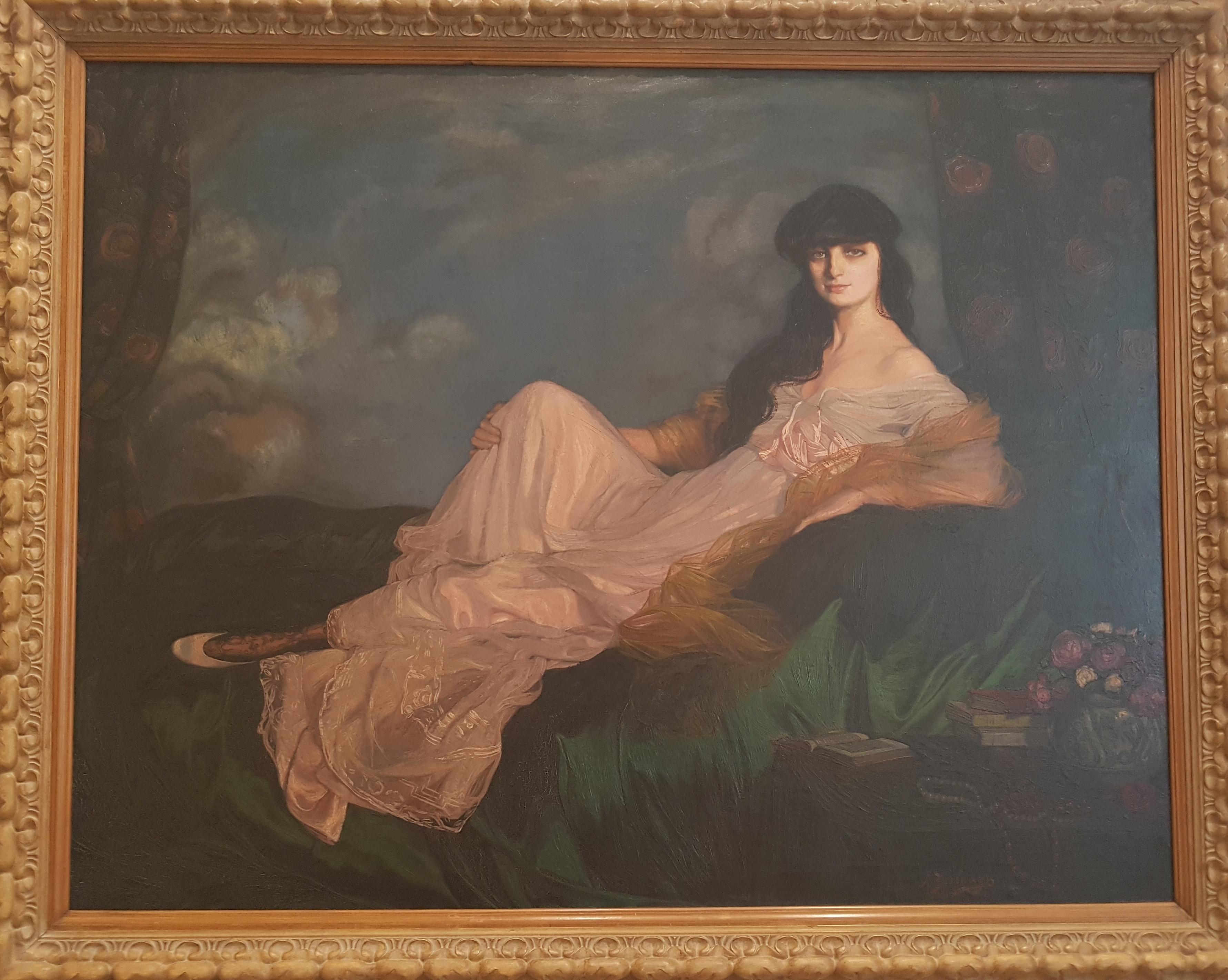Anna Mathieu de Noailles