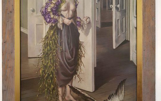 Dorothea Tanning, autorretrato