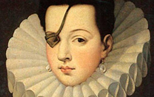 Ana de Mendoza, princesa de Éboli