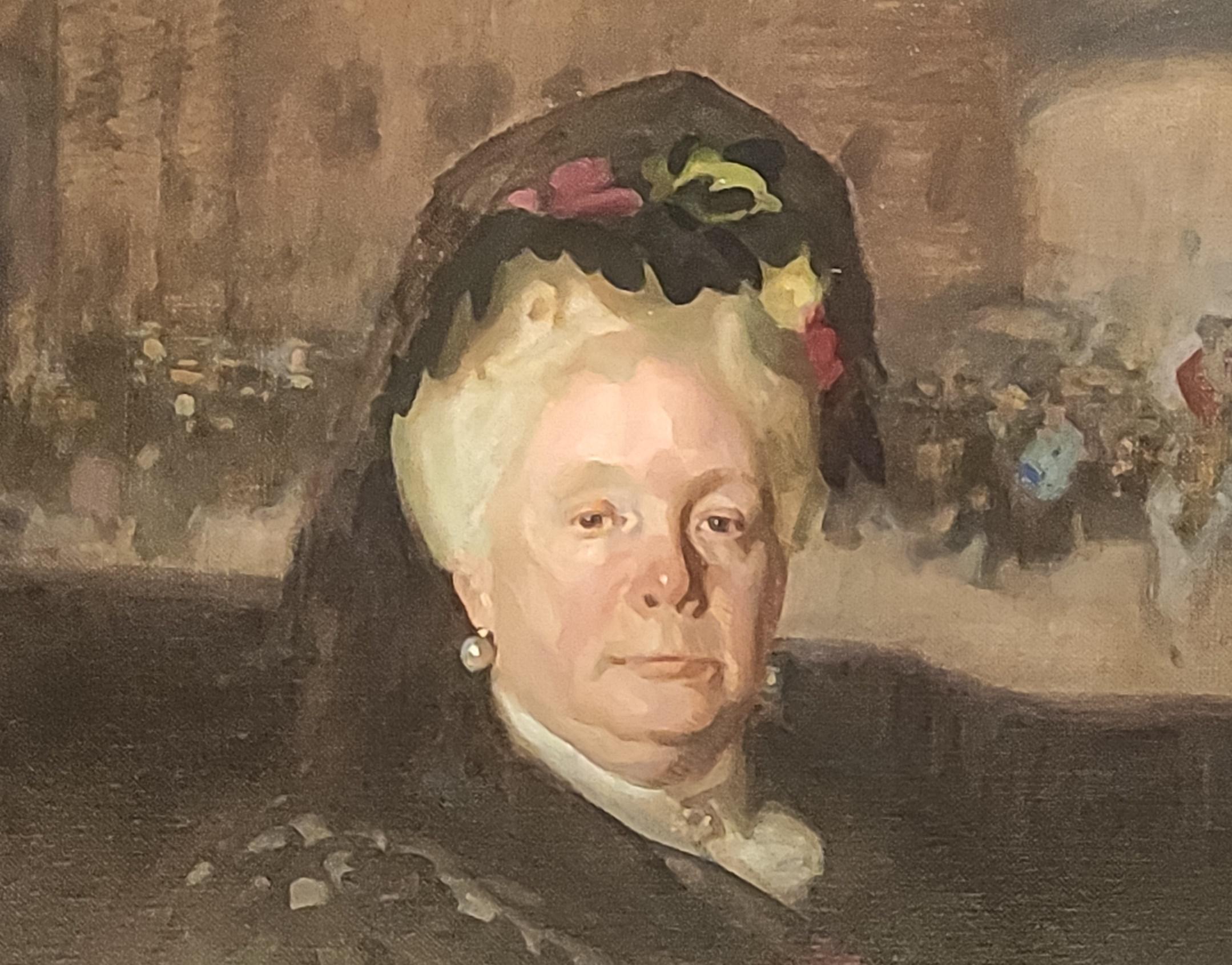 Isabel de Borbón, alias La Chata