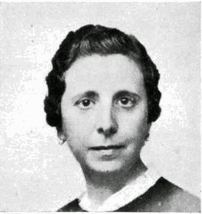 Ángela García Rives, bibliotecaria