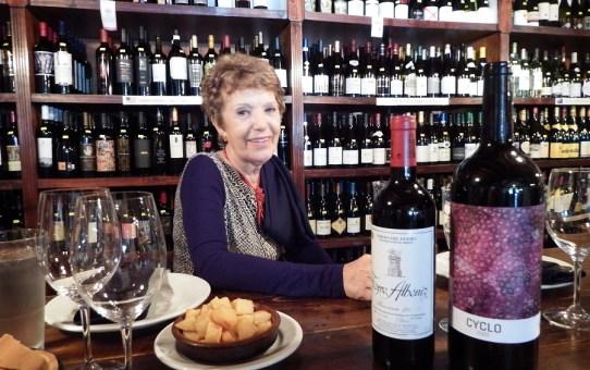Pilar Pérez Albéniz y la herencia Ribera del Duero