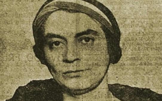 Francisca Bohigas, diputada y maestra