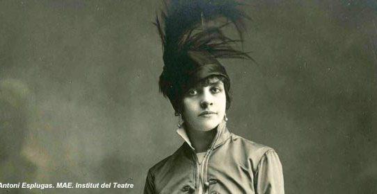 Elena Jordi, primera directora de cine