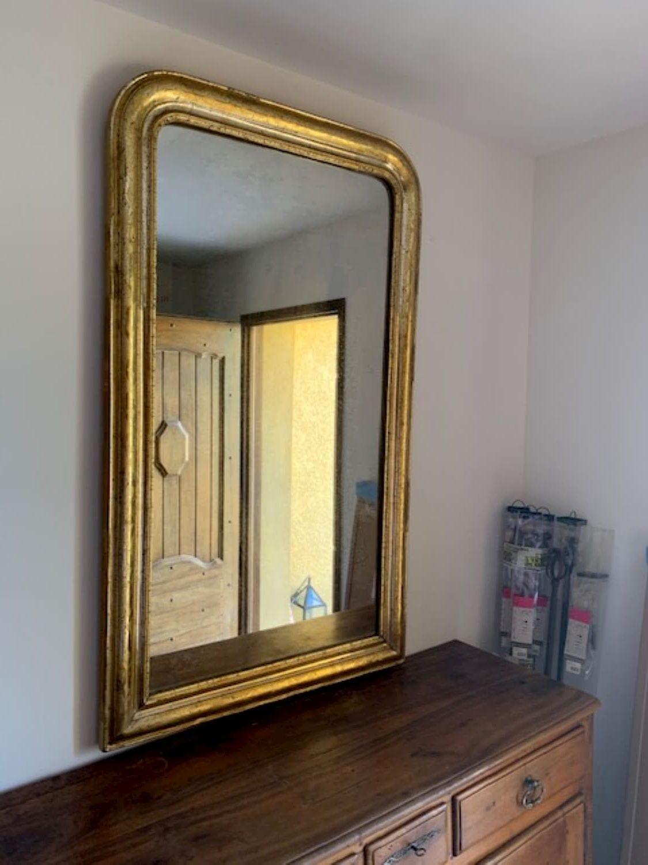 miroir louis philippe dore comment