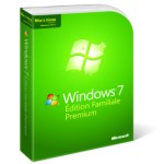 Machine virtuelle – Windows 7 Familiale Premium 64Bits