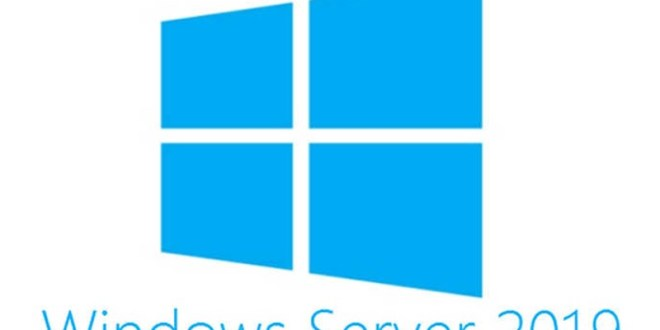 Machine virtuelle Microsoft Windows serveur 2019 Standard